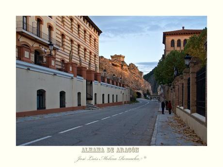 Alhama de Aragón José Luis Molina Remacha Galería Fotográfica destacada Balneario Termas Pallarés