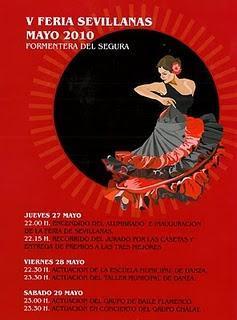 Formentera del Segura. Fiestas Patronales de la Purísima 2010 y V Feria de Sevillanas