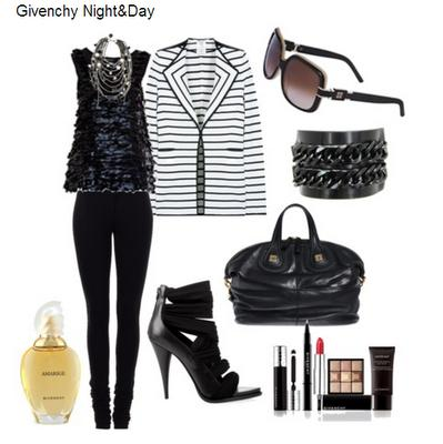 LOOKS: Givenchy Day & Night