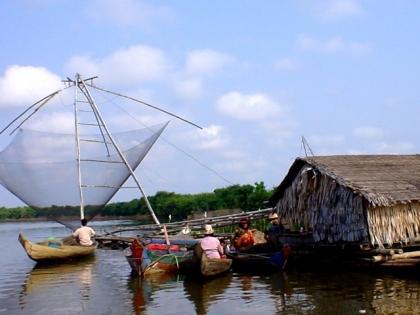 Las ciudades flotantes de Camboya
