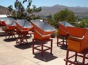 cocinas solares Villaseca