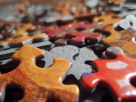 Piezas de un puzle