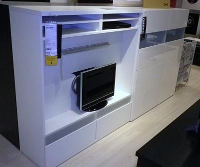 Salones besta de ikea madrid del este iii paperblog - Ikea salones besta ...