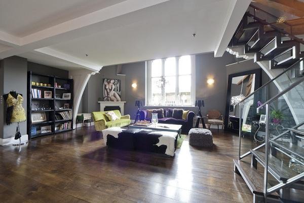 Viaje de lujo a londres paperblog - Apartamentos lujo londres ...