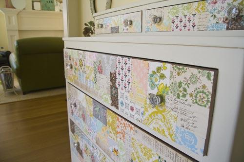 Papel pintado para decorar todo paperblog for Papel pintado para decorar muebles
