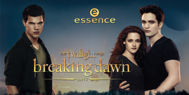 Breaking Dawn Part 2 by Essence