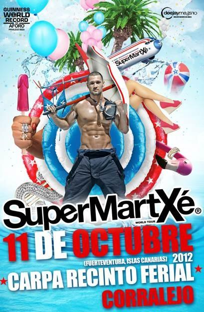 Supermartxé, Heaven y Drag Party, platos fuertes de Rainbow Fuerteventura