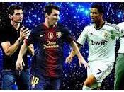 Barcelona Real Madrid Clásico 07.10.2012