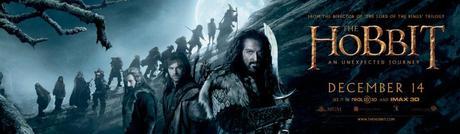 Imágenes y posters de El Hobbit, El Cuerpo, Los Juegos del Hambre y más