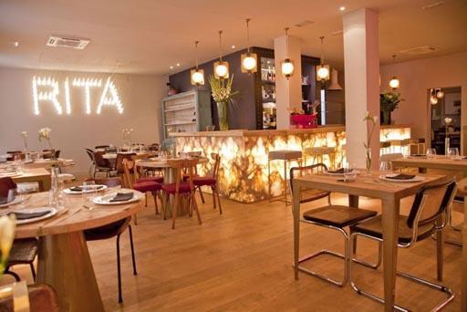 Propuestas gastronómicas para el fin de semana Rita & Champagne, No Restaurant, Pittu, La Sopa Boba y el Ermitaño