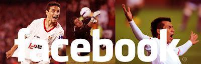 Facebook de futbolistas del Sevilla FC