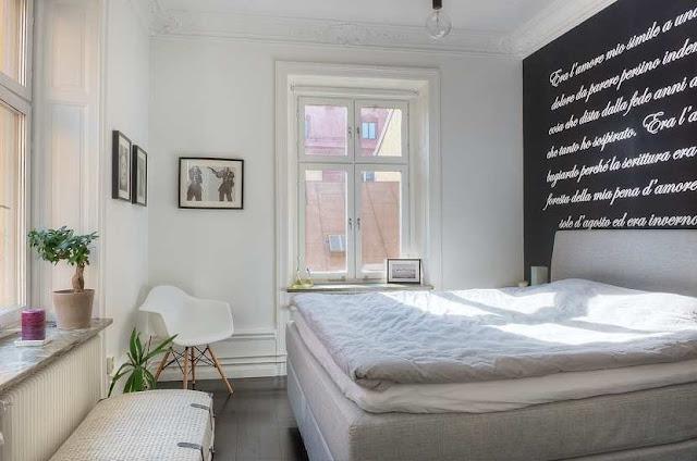 Otro apartamento con estilo n rdico paperblog for Alfombras estilo escandinavo
