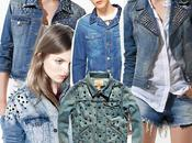 without studded denim jacket