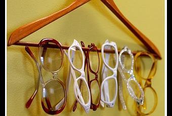 Como organizar nuestras gafas de sol para tenerlas a mano - Como mantener la casa limpia y perfumada ...