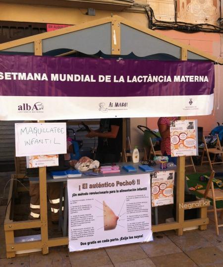 Semana Mundial de la Lactancia Materna y otras actividades