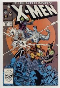 X-MEN: LOS COSECHADORES Y GENOSHA; INVIRTIENDO EN EL FUTURO.