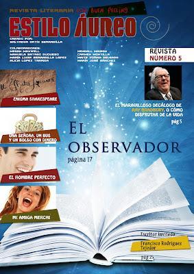 Revista Estilo Áureo