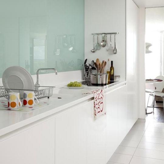 Elementos de dise o revestimientos en cocina paperblog for Elementos cocina