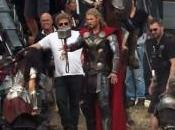 Chris Hemsworth habla sobre Thor: Dark World