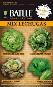 mix lechugas 184x300 Cultivar vegetales de hoja para ensalada en una jardinera