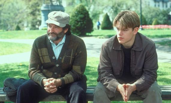 """El indomable Will Hunting"" (Gus Van Sant, 1998)"