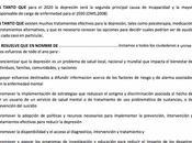 Proclama Mundial Salud Mental