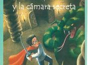 "Reseña libro: ""Harry Potter cámara secreta"""