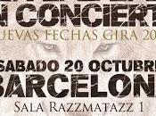 Amaral barcelona, octubre
