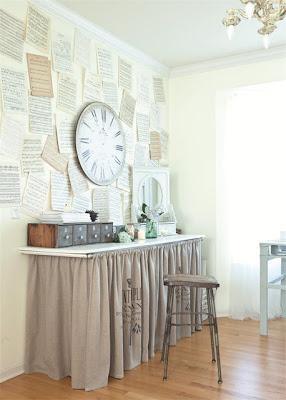 Relojes para decoraciones r sticas paperblog - Relojes de decoracion ...