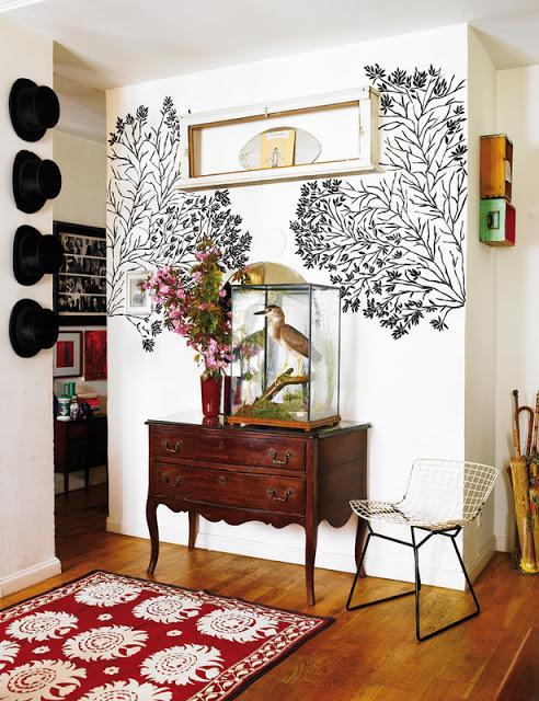 La casa boho-chic de la diseñadora Fátima de Burnay - Paperblog