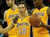 Steve Nash, esperanza Lakers