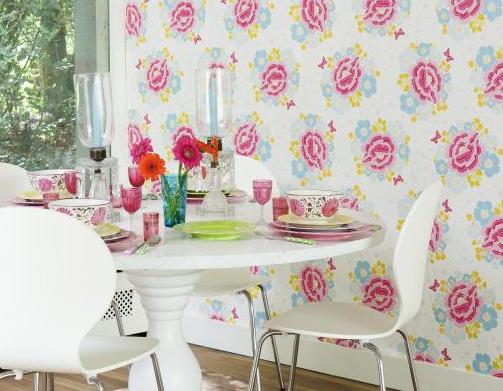 Papeles pintados para decorar paperblog - Papel pintado para decorar paredes ...