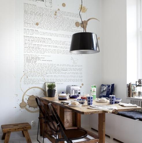Papeles pintados para decorar paperblog - Papeles pintados y vinilos ...