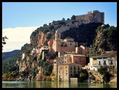 Castillos de España. Castillo templario de Miravet.