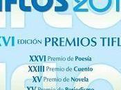 XXVI edición Premios Tiflos poesía, cuento novela