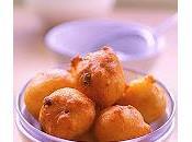 Para merienda: buñuelos manzana