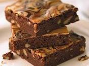 Para merienda: brownies