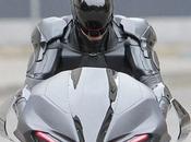moto nuevo Robocop