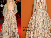 Elle Fanning, Rochas, estreno Ginger Rosa Londres