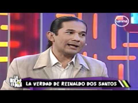 Reinaldo Dos Santos - Peru 21 de Septiembre 2012