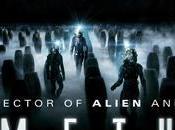 Crítica Cine Prometheus, Ridley Scott (2012)