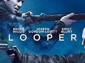 Looper. Espectacular thriller futurista obligado visionado