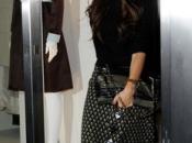 Victoria Beckham compras Londres después once horas vuelo