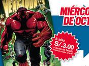 Vengadores Infinity Quest desde miércoles través Perú