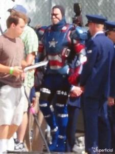 James Badge Dale habla de los rumores sobre Iron Patriot en Iron Man 3