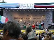 Buenos Aires celebra Italia Parte