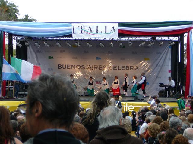 Buenos Aires Celebra Italia Parte Ii Paperblog