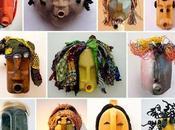 Convierte bidones plásticos máscaras...... sorprendentes