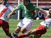 Bolivia goleó uruguay altura