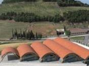 arquitecto Graham Stirk inaugura jueves nueva tienda Protos bodega Peñafiel (Valladolid) Arquitectura lainformacion.com